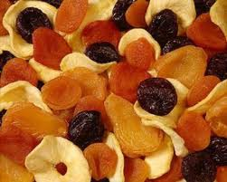 Dried Fruit: Nature's Way of Wrinkling Gracefully