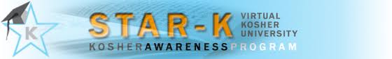 STAR-K OPENS NEW ONLINE INTERACTIVE VIRTUAL KOSHER UNIVERSITY