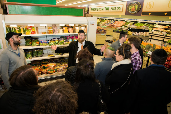 Baltimore Chesed Response Organizations Showcased To Visiting Group From Detroit