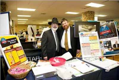 STAR-K Certification Launches STAR-K Kosher Classroom at Torah Umesorah Convention