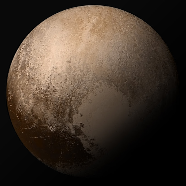 Pluto and the Tur's Jewish Calendar Cycle