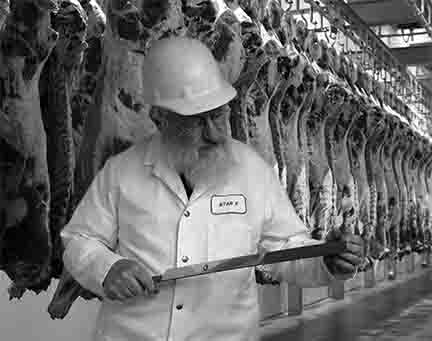 Kosher Meat in the Marketplace