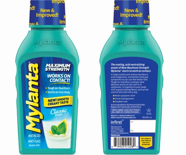 Star K Announces Certification Of Mylanta Products Star K Kosher