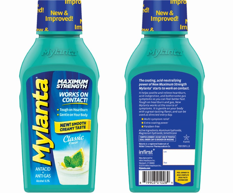 STAR-K Announces Certification of Mylanta Products