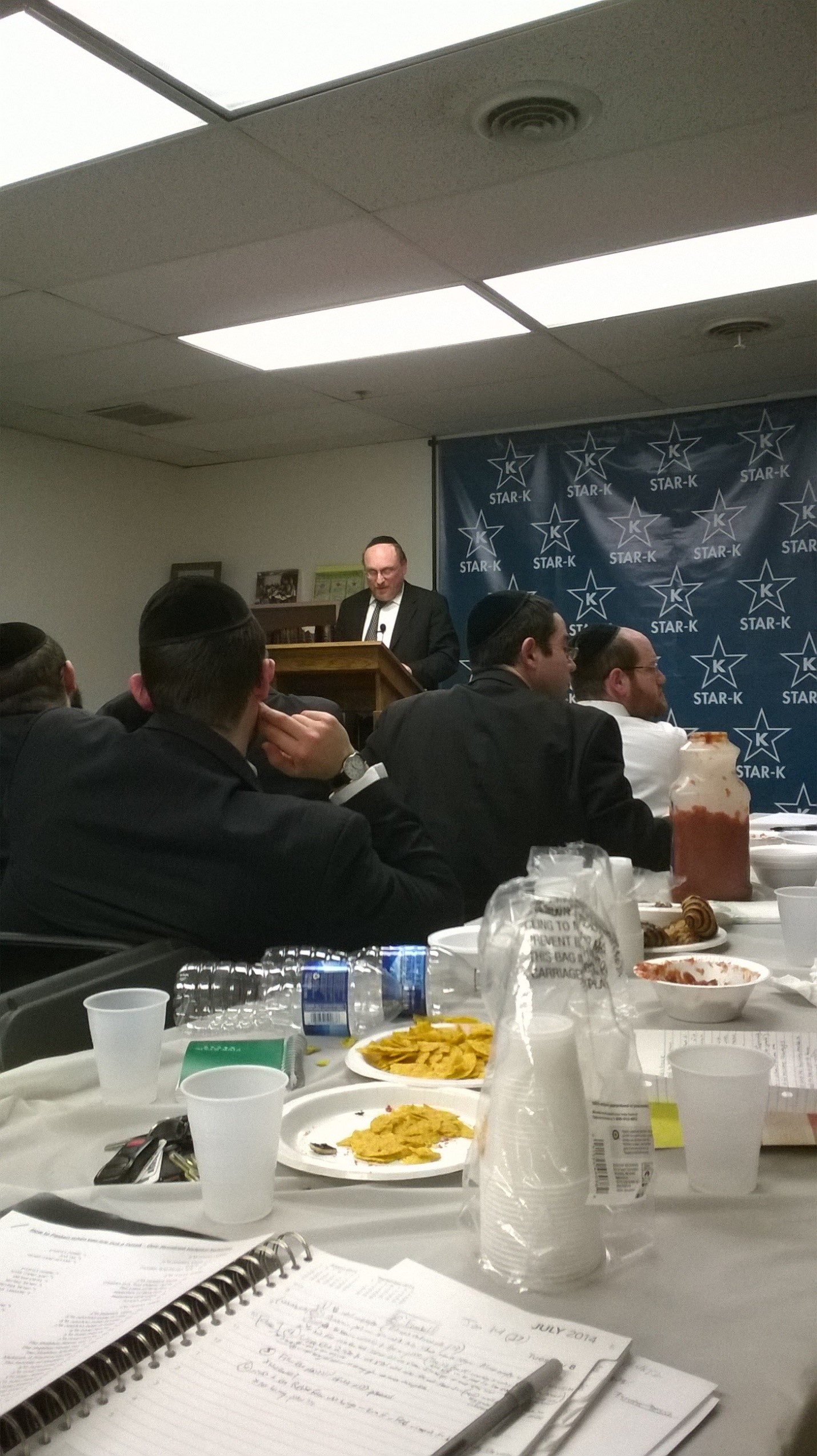 Inaugural STAR-K Rabbinical Training Program for Yeshivas Ner Yisroel Yungeleit a Huge Success
