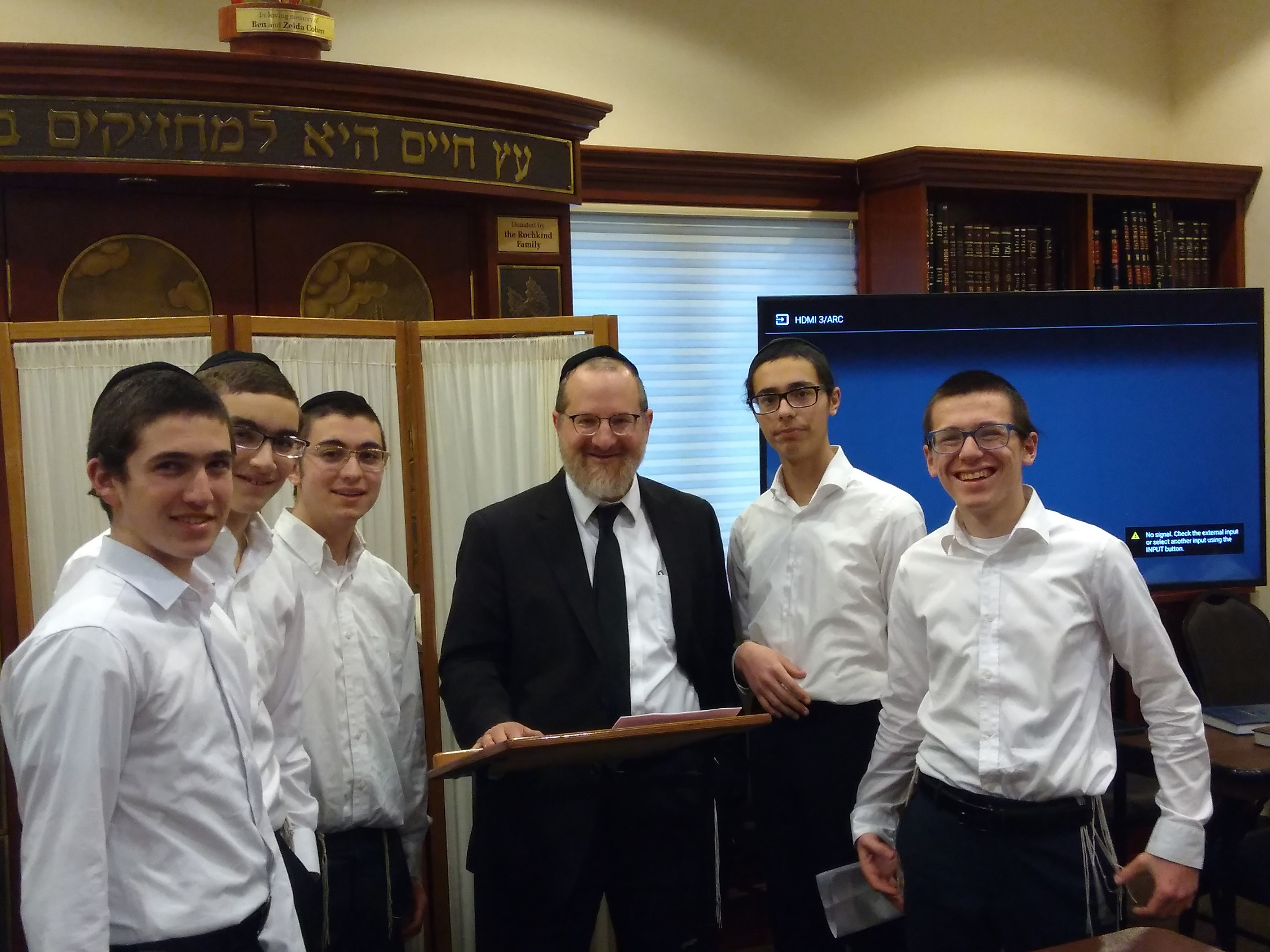 STAR-K Partners with Mesivta Kesser Torah to Bring Torah Learning to Life