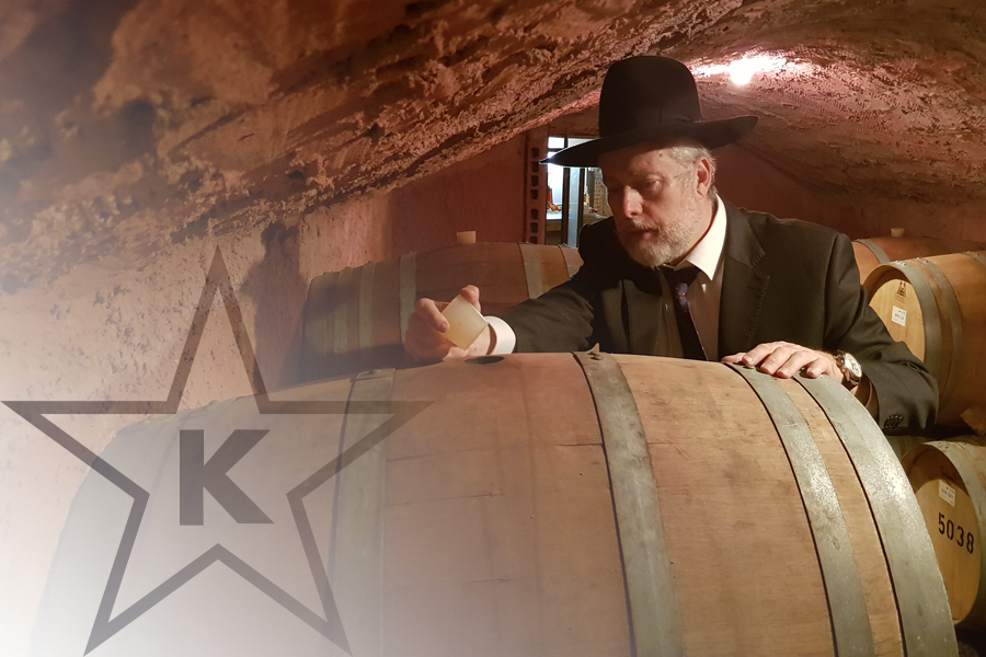 Mashke Yisroel: Liquor L'Mehadrin Comes of Age: A Behind-The-Scenes interview with Star-K Israel's Director of Kashrus, Rav Aharon Haskel